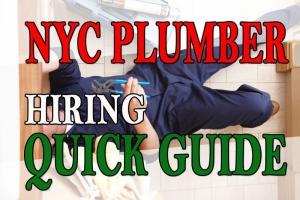 nyc plumber